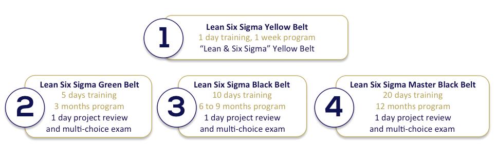 Fantastic Beste Six Sigma Green Belt Zertifizierung In Indien Ensign ...